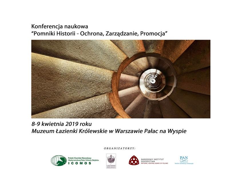 Zaproszenie Do Artykułów Odk Pomniki Historii Ochrona